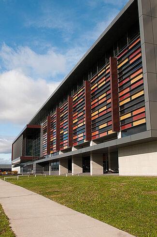 pavillon vandry universite laval